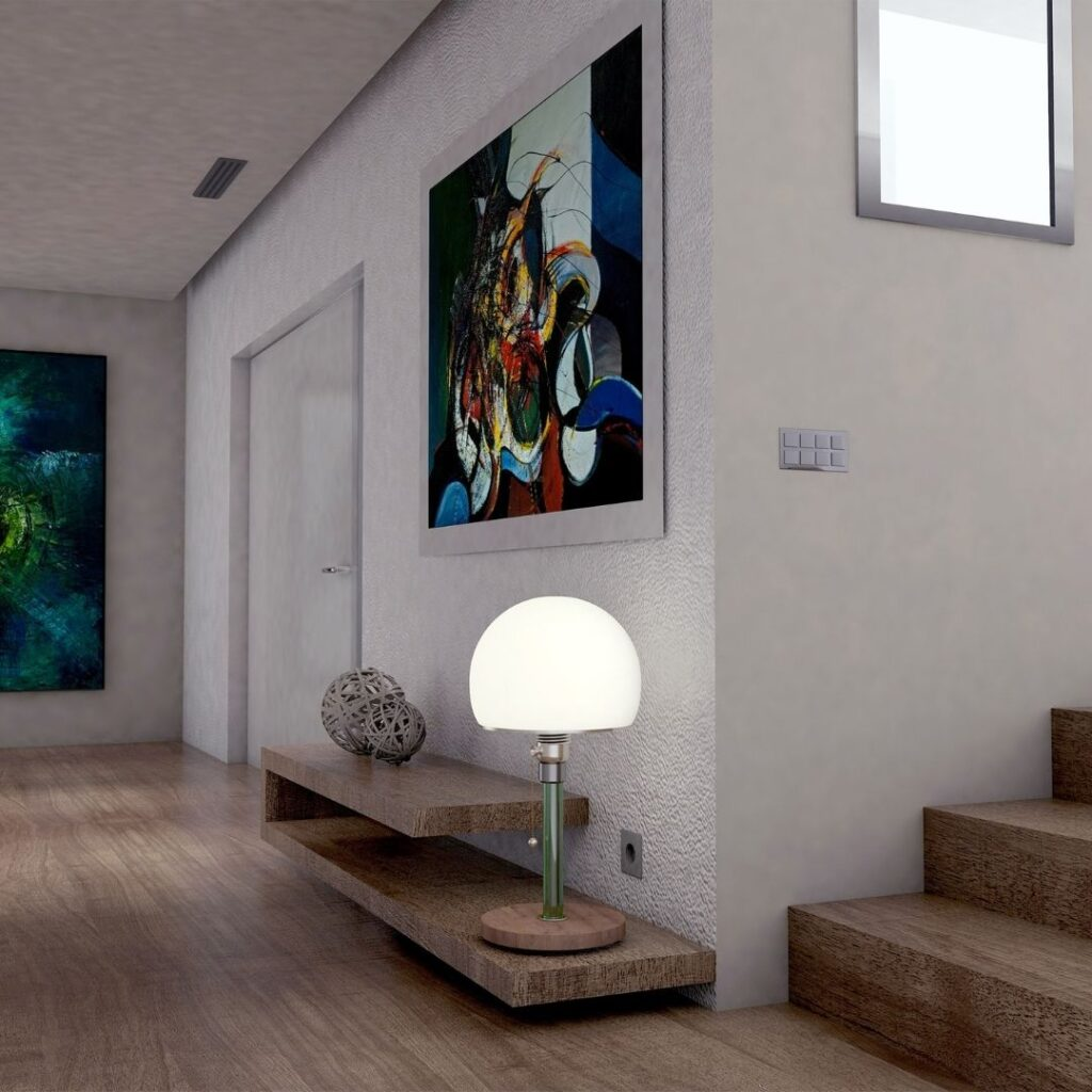 Modern ny bostad