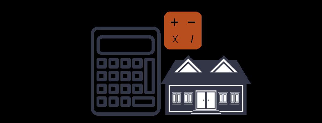 räkna på kostnad av bygge